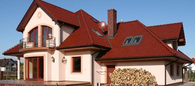 Ums Haus und Grundstück